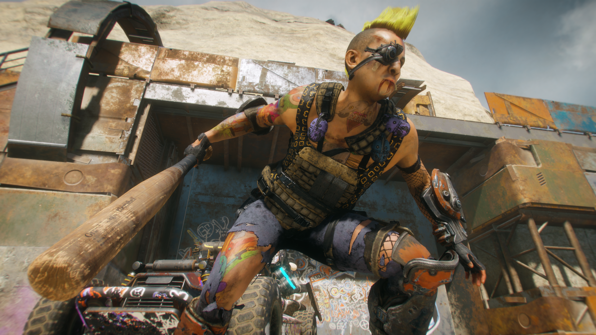 Rage 2 graphics performance: How to get the best settings on PC