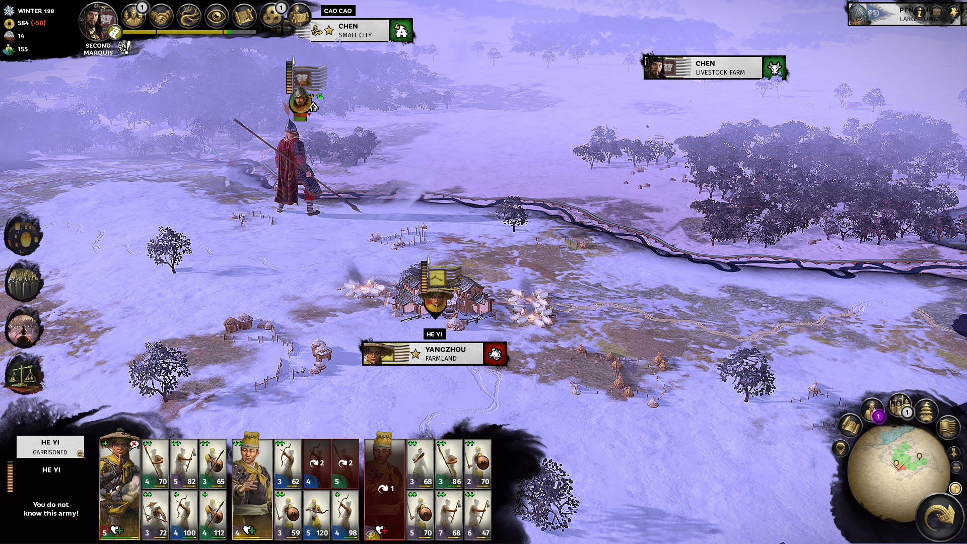 Total War: Three Kingdoms review | Rock Paper Shotgun