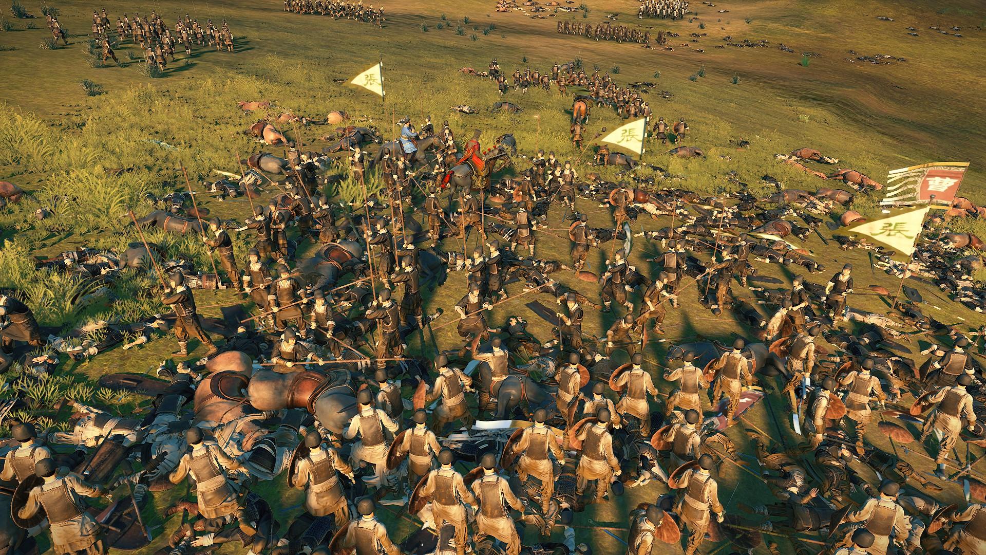 Total War: Three Kingdoms review | Rock Paper Shotgun