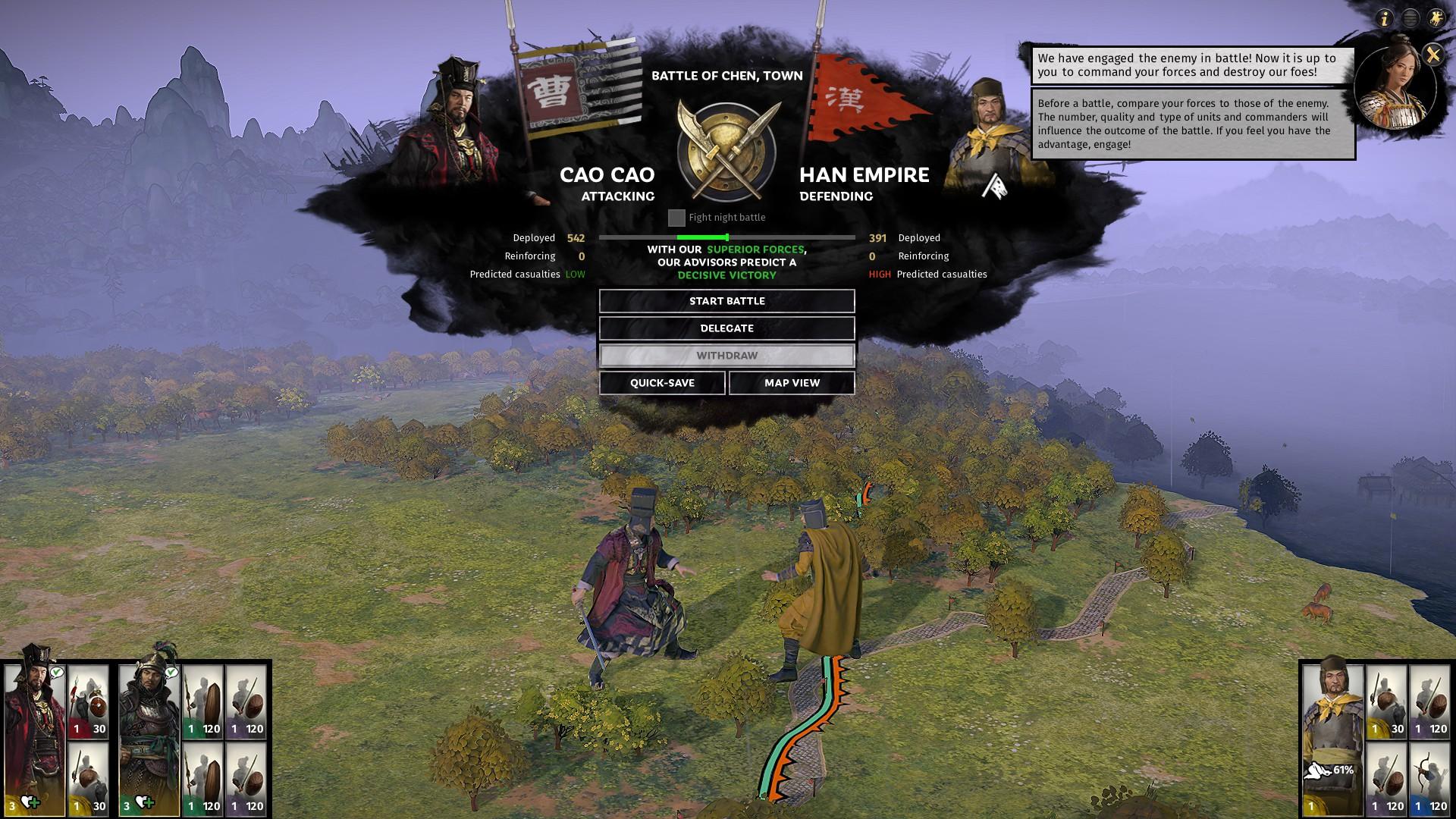 Total War: Three Kingdoms review   Rock Paper Shotgun