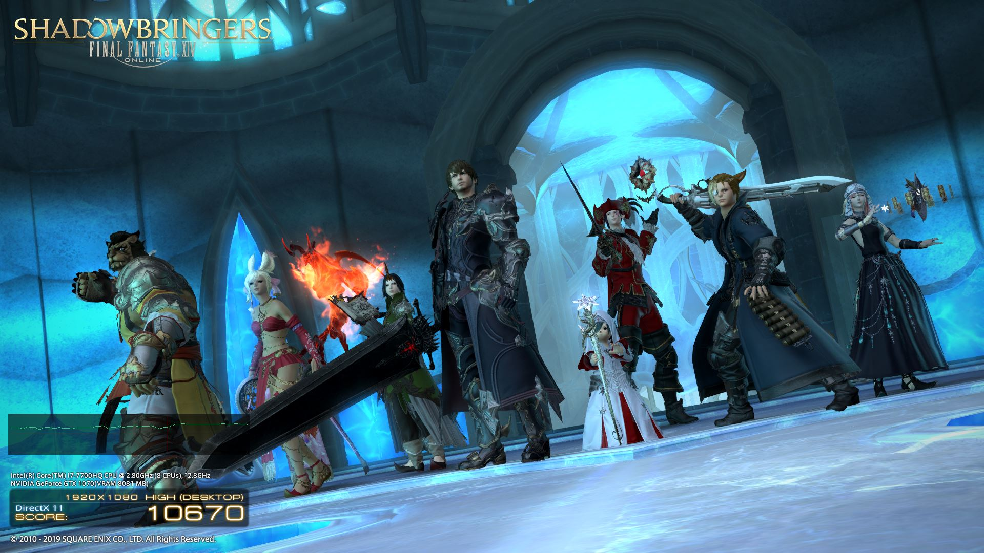 Final Fantasy XIV reinstates the holy trinity for Patch 5 0 | Rock