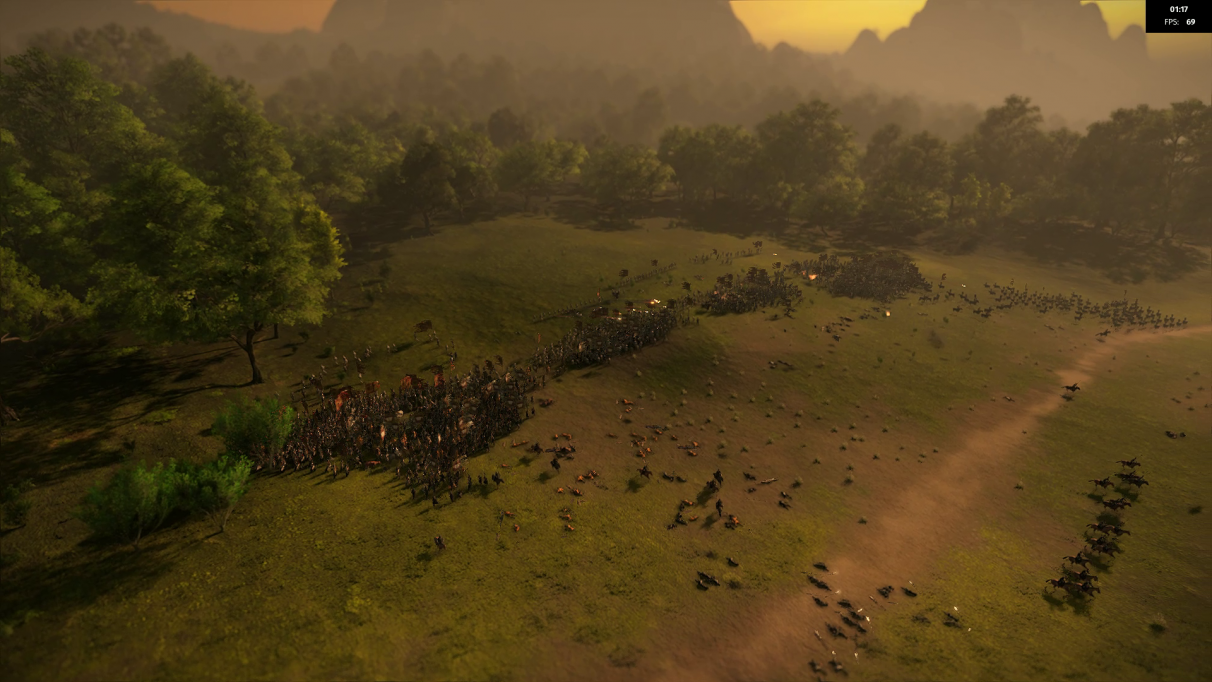 Total War: Three Kingdoms graphics performance: How to get