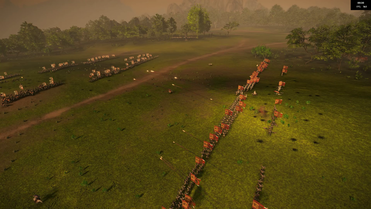 Total War: Three Kingdoms graphics efficiency: How to get the most
