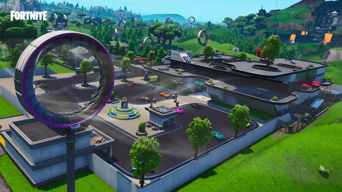 Mega Mall overview