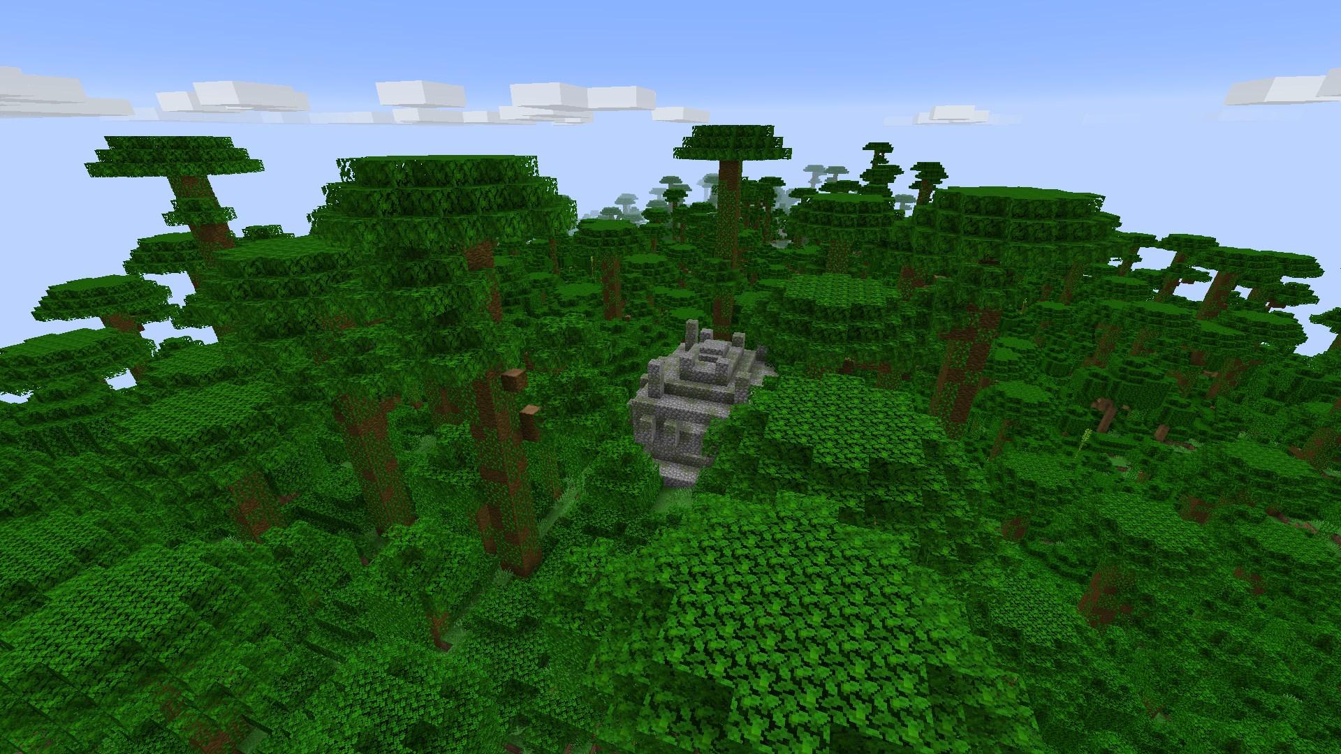 Minecraft seeds (1 14) – one of the best Minecraft 1 14