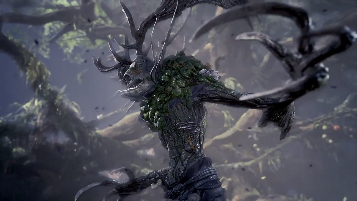 The Ancient Leshen