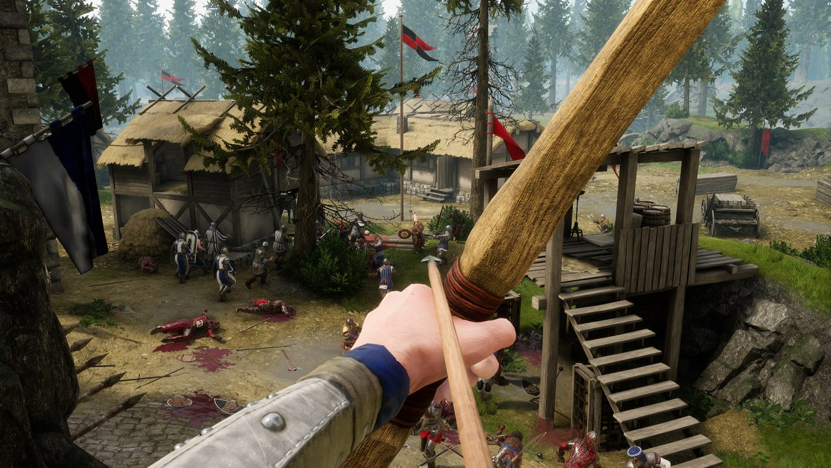 Mordhau archery guide [Patch #7] – Longbow, Recurve Bow
