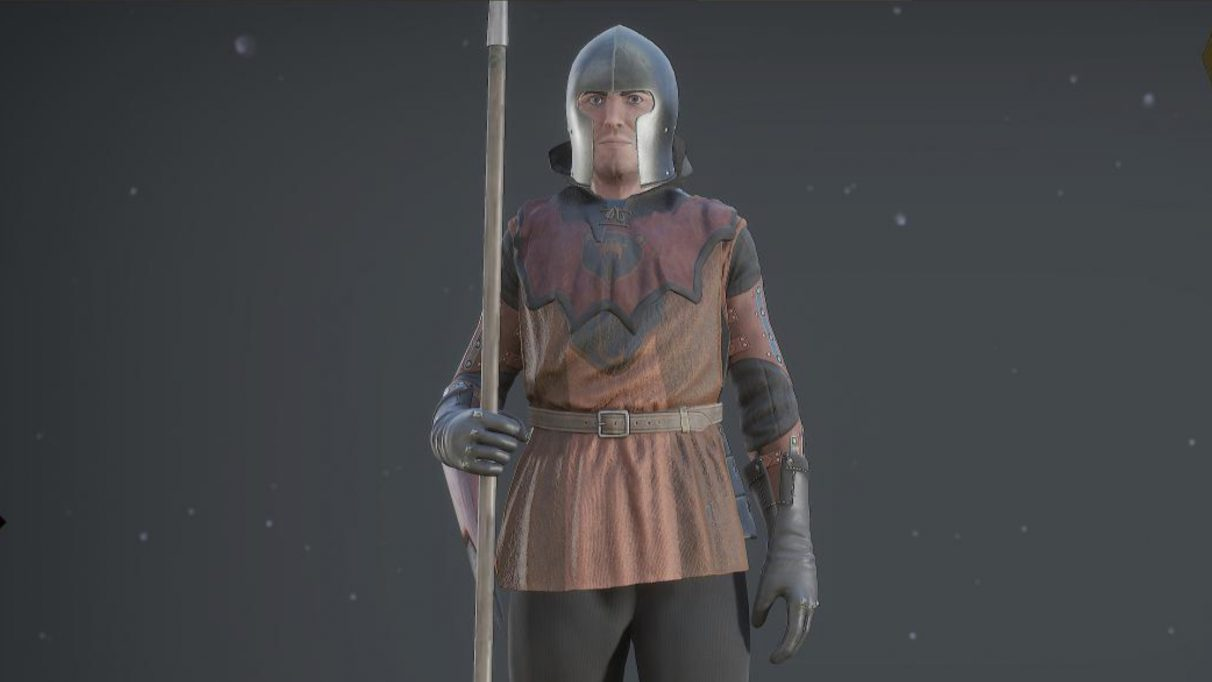 "While Mordhau's voice customisation options are impressive, I couldn't find a good approximation for either Sir Ian McKellen or Michael Fassbender. So I gave him the deepest, gruffest barbarian voice I could. And now I get to listen with glee as Magneto bellows ""YOUR WIFE PROVIDED A FITTER CHALLENGE"" as he launches himself at his petrified enemies."