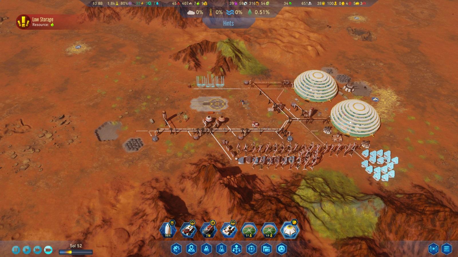 Surviving Mars: Green Planet review | Rock Paper Shotgun