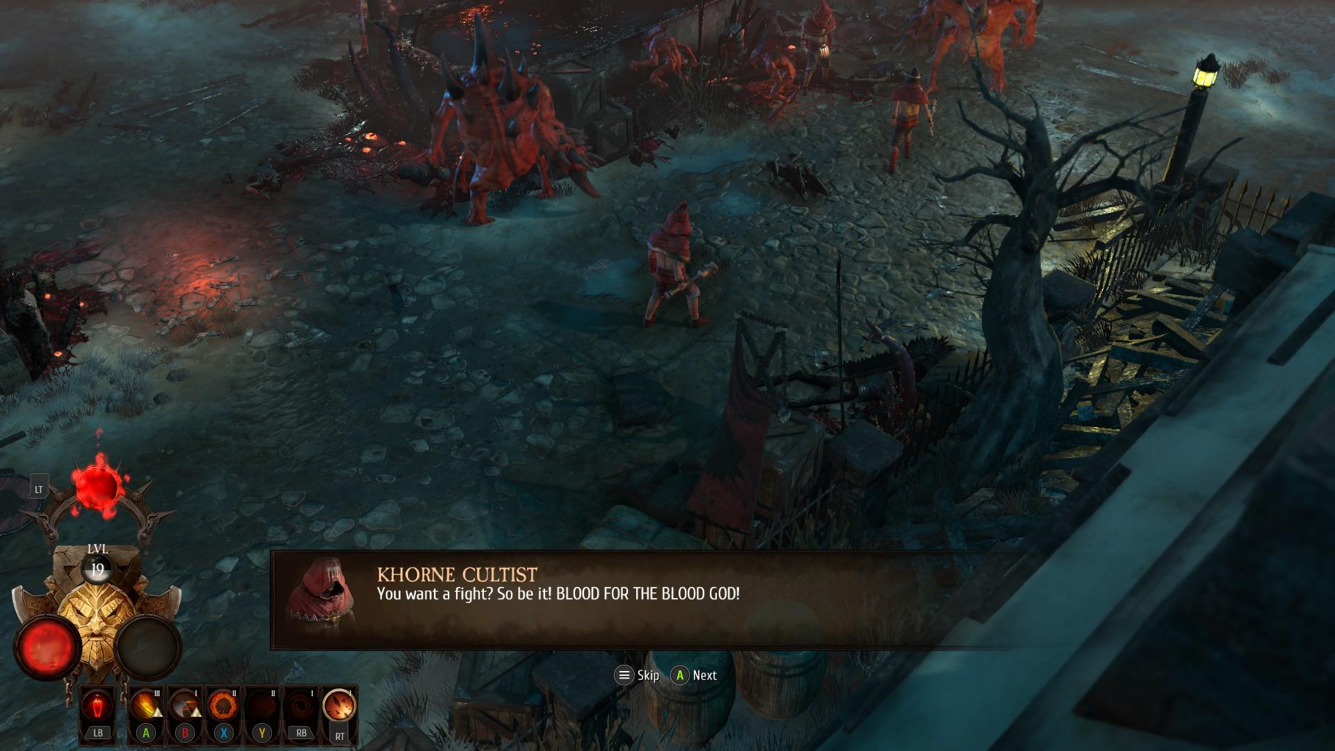 Warhammer: Chaosbane review | Rock Paper Shotgun