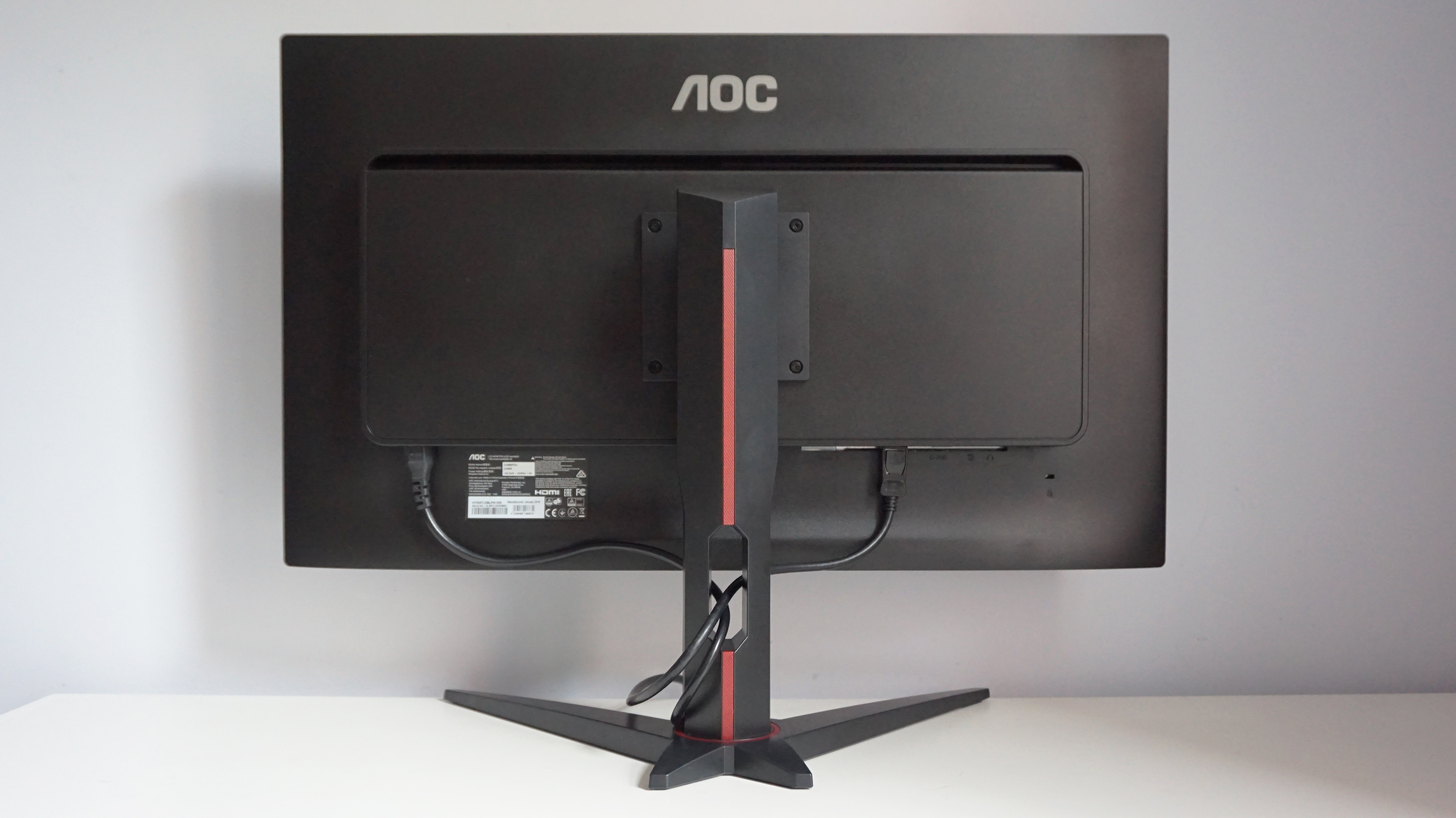 AOC G2868PQU review: A 4K gaming monitor on a budget | Rock