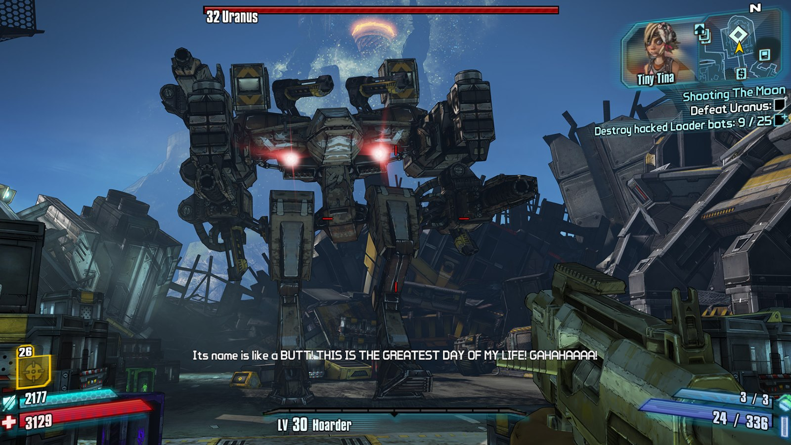 Borderlands 2 gets one last round of looty shooty DLC, free until July 8th