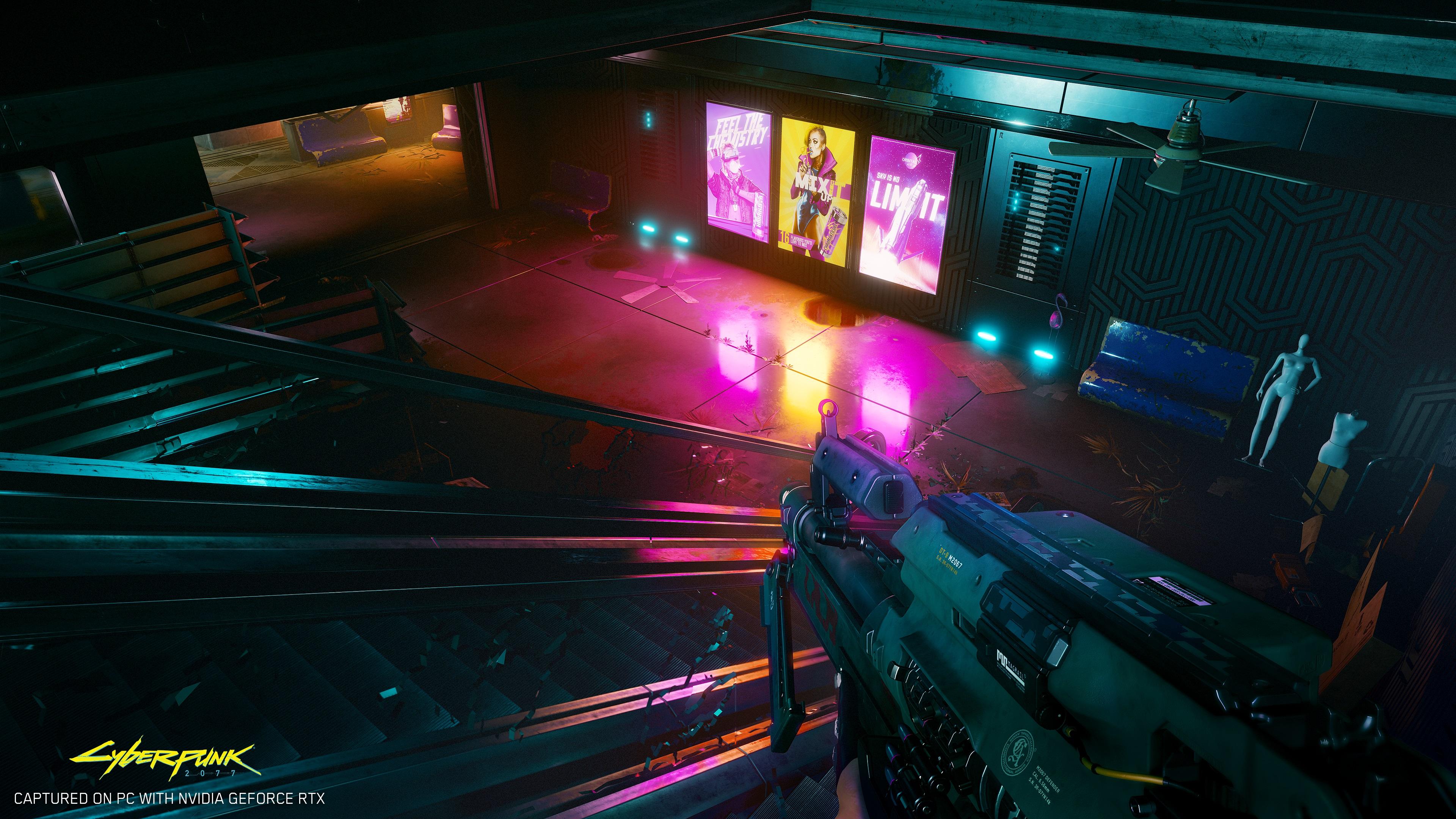 Cyberpunk 2077's E3 demo leans on unimaginative stereotypes | Rock