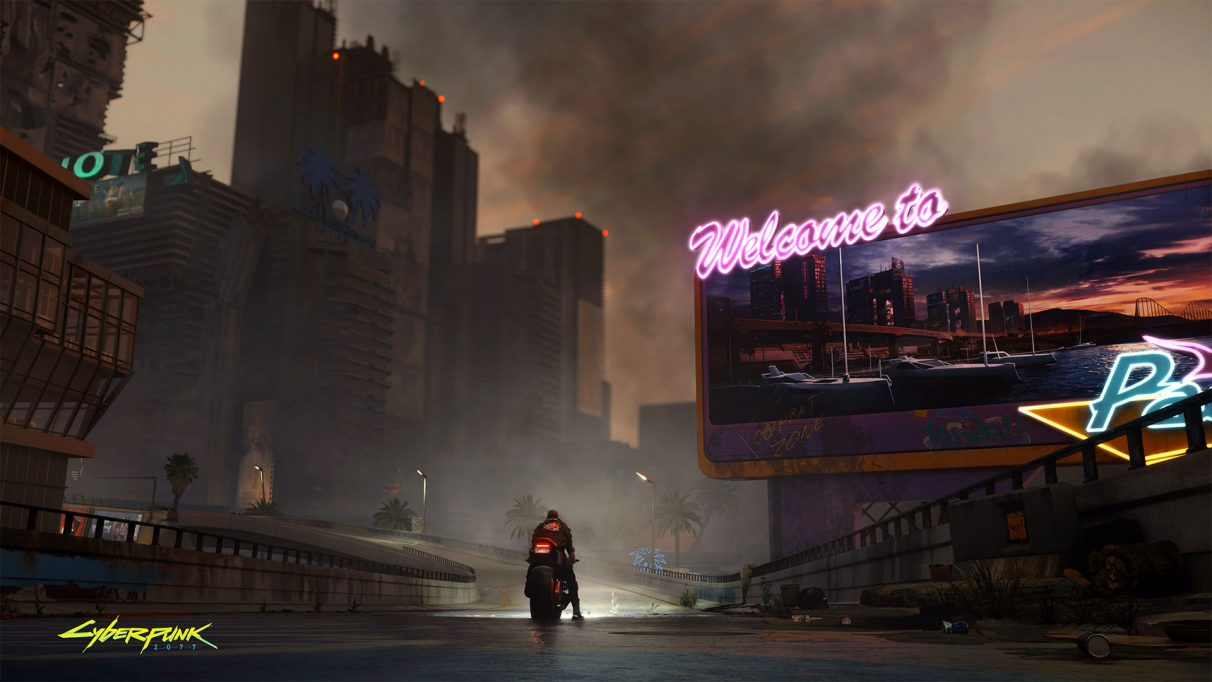 Cyberpunk 2077 new e3 screenshot