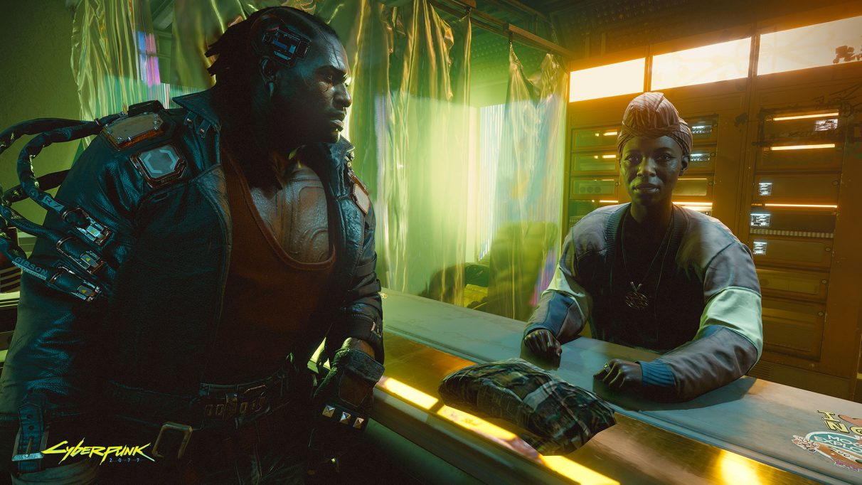 Cyberpunk 2077 New E3 screenshot D