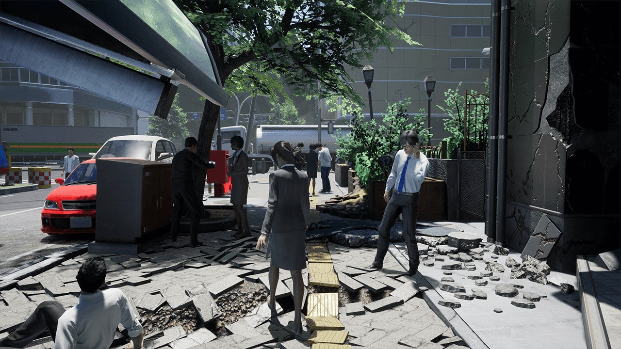 Earthquake survival adventure Disaster Report 4 heads to PC
