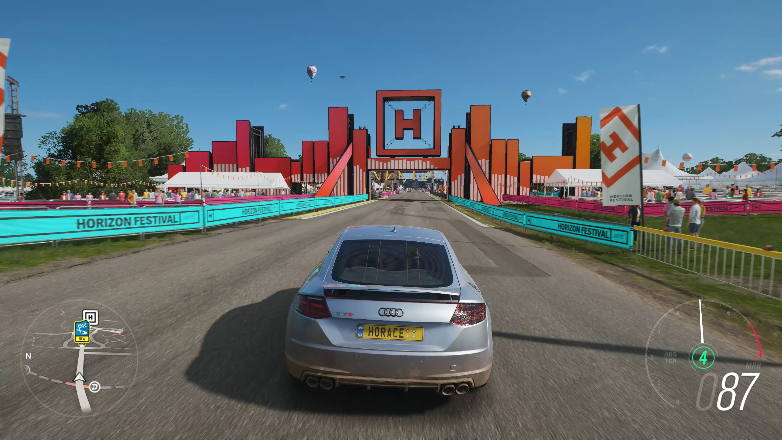 Forza Horizon 4 graphics performance: How to get the best