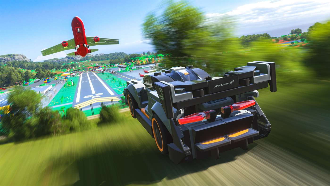 Forza Horizon 4: LEGO Speed Champions builds up speed | Rock Paper