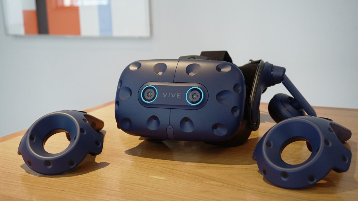 HTC Vive Pro Eye tested: Why eye-tracking is the future of VR | Rock