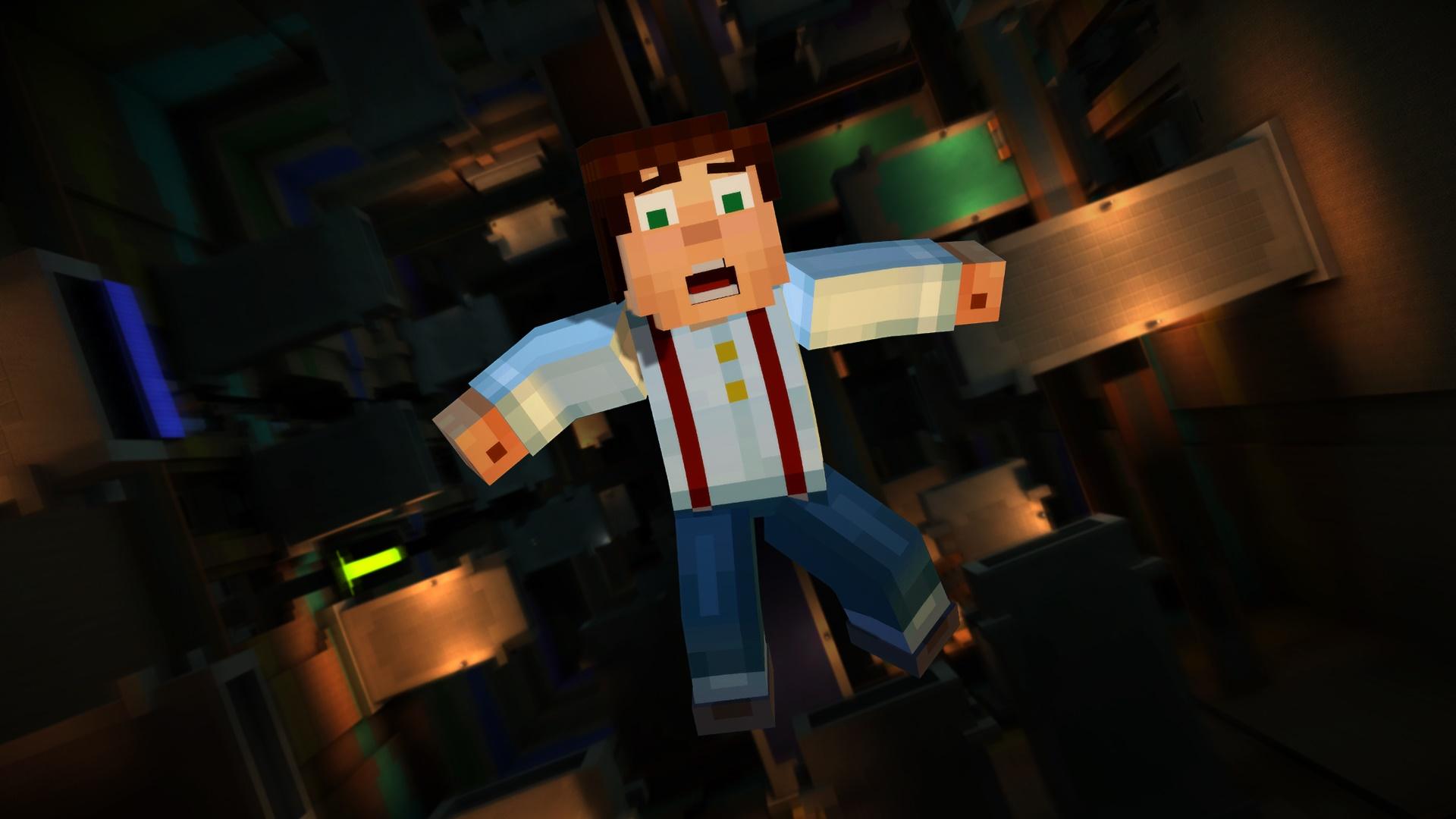 minecraft story mode demo free