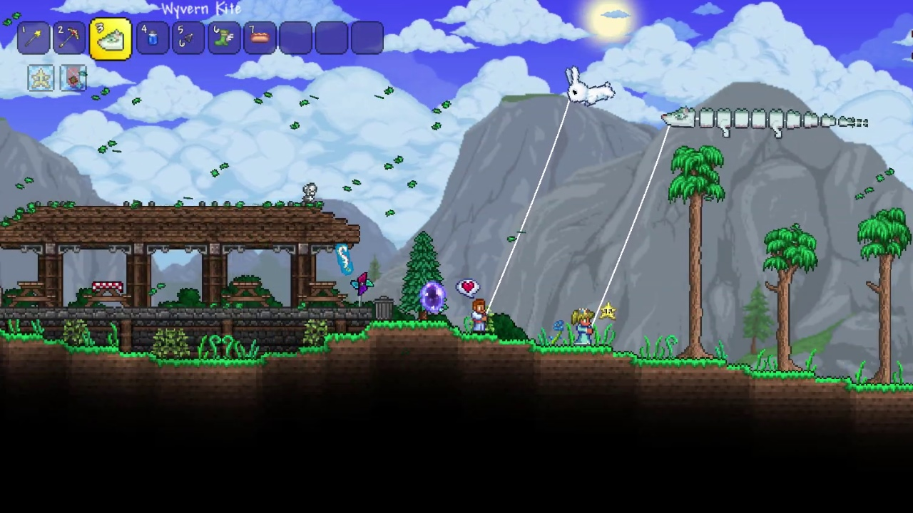 Terraria: Journey's End will be the its last expand-o-patch