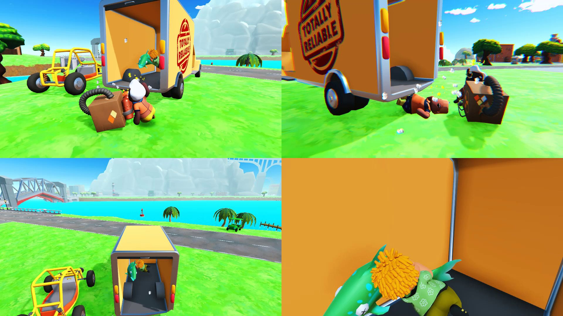 Totally Reliable Delivery Service Delivers A Free Open Beta Rock Paper Shotgun
