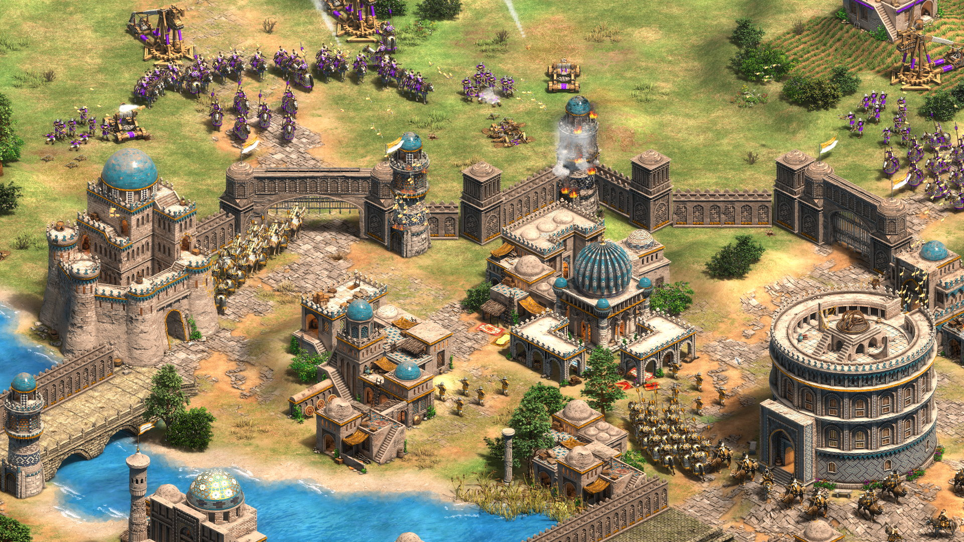 Age Of Empires 2: Definitive Edition Shown Off At E3
