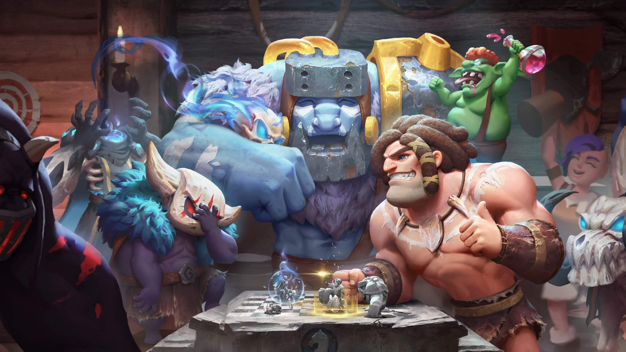 Auto Chess creators bringing their own standalone version to