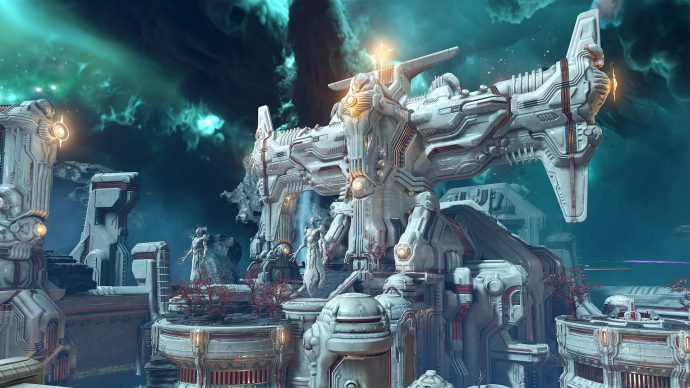 Doom Eternal Makyrs