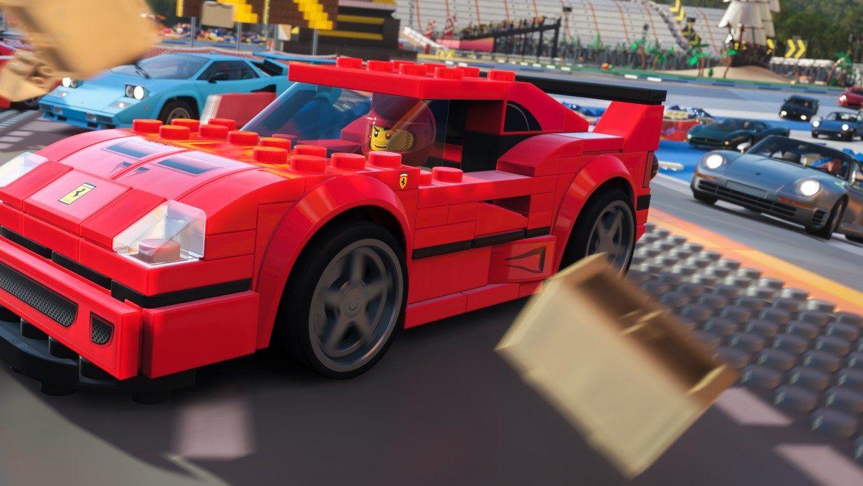Forza Horizon 4 LEGO Speed Champions adds new world of blocks to