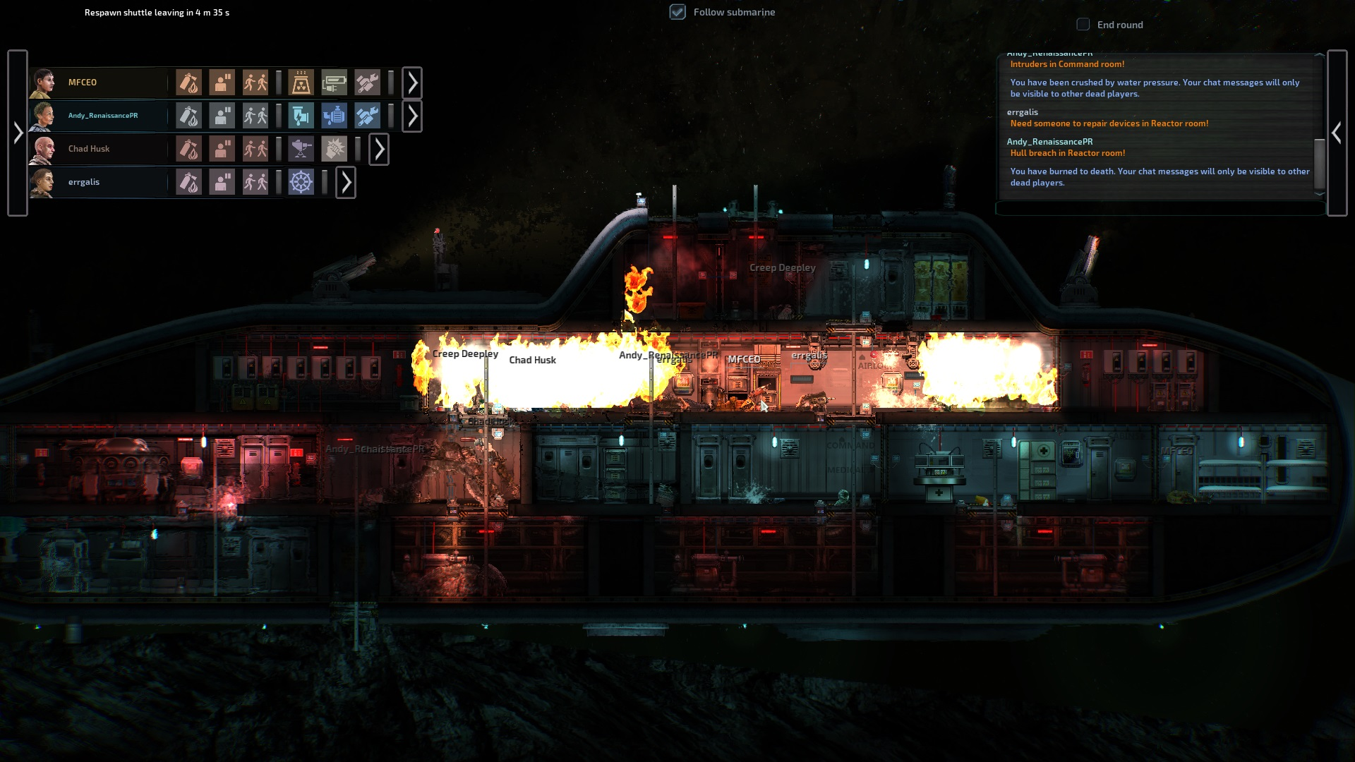 Barotrauma is in Early Access, and it's a hoot | Rock Paper