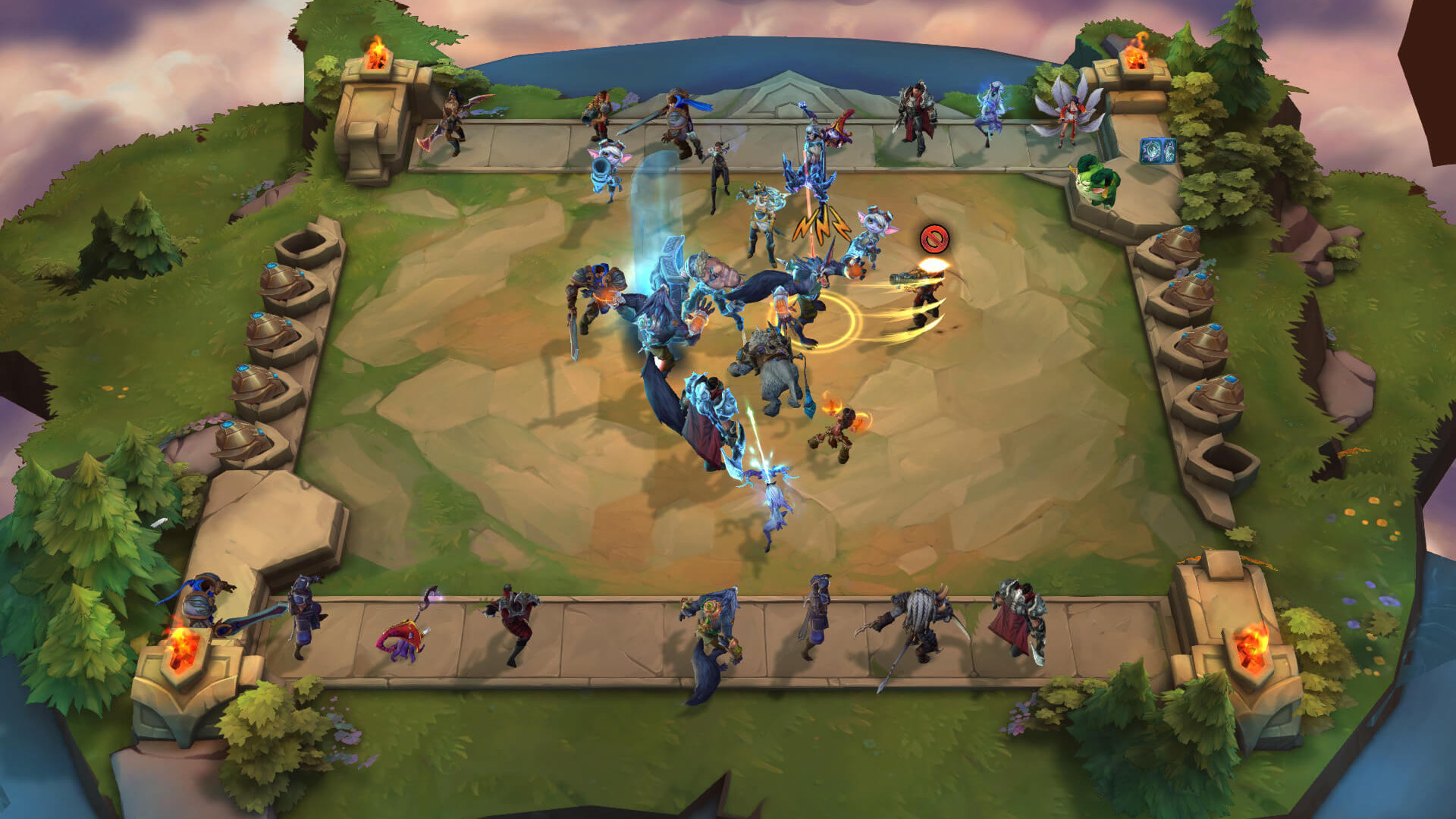 League Of Legends joins Auto Chess craze with Teamfight Tactics