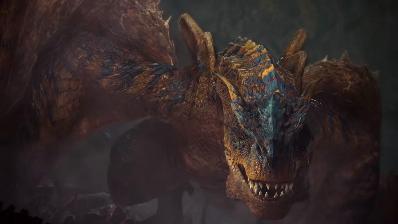 Fan favourite Tigrex is returning in Monster Hunter World.