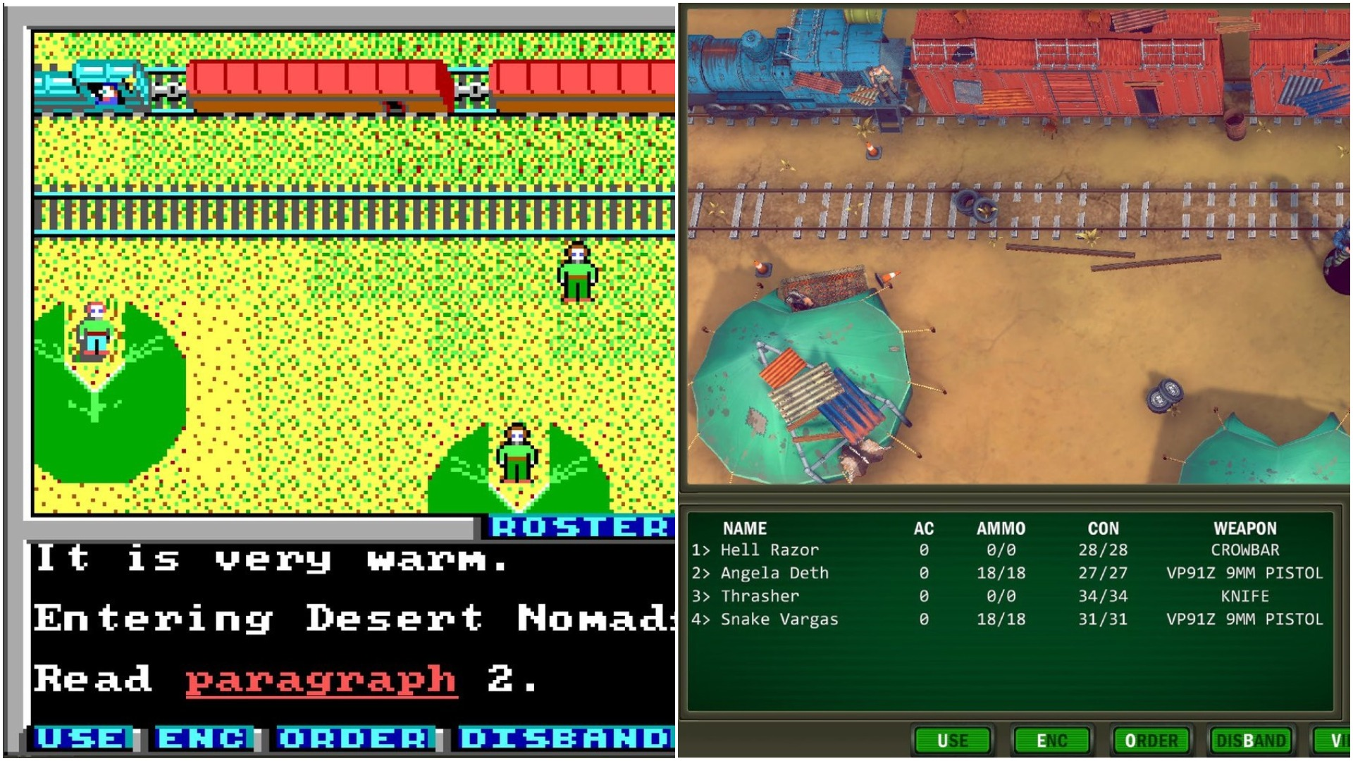 Wasteland remaster looks a whole lot like a full remake
