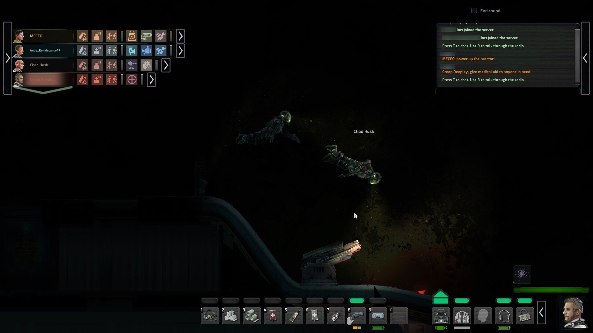 Barotrauma is in Early Access, and it's a hoot   Rock Paper