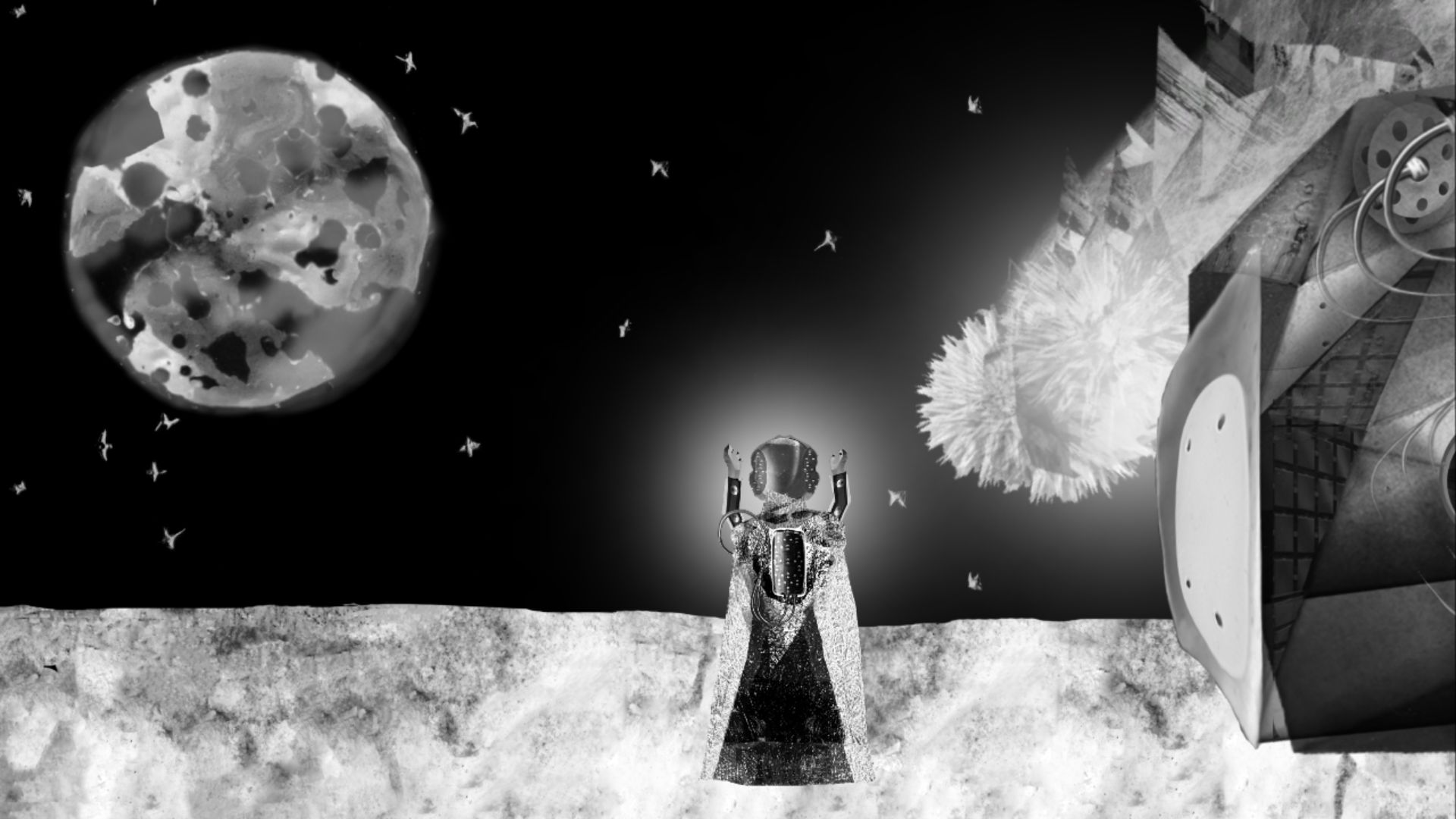 Ritual Of The Moon diary: day 28, the end | Rock Paper Shotgun
