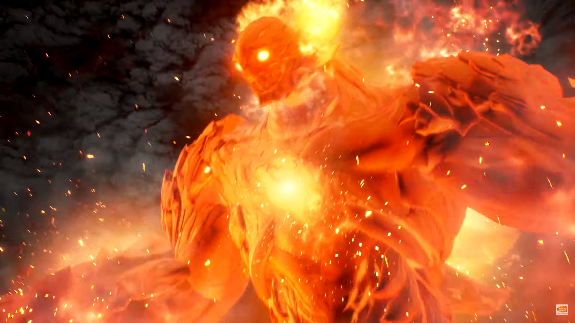 Tales Of Arise looks gorgeous, has a big flaming stompy thing in it