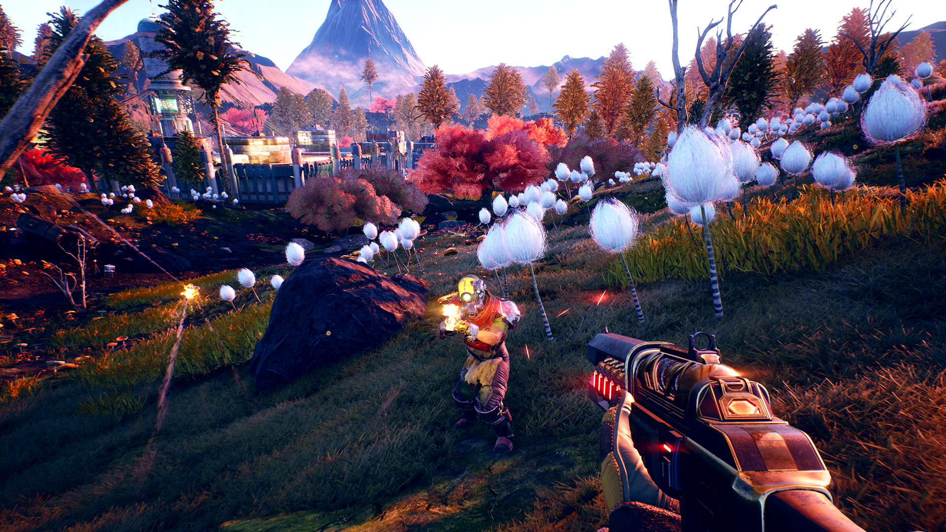 The Outer Worlds PC requirements and how to get the best performance