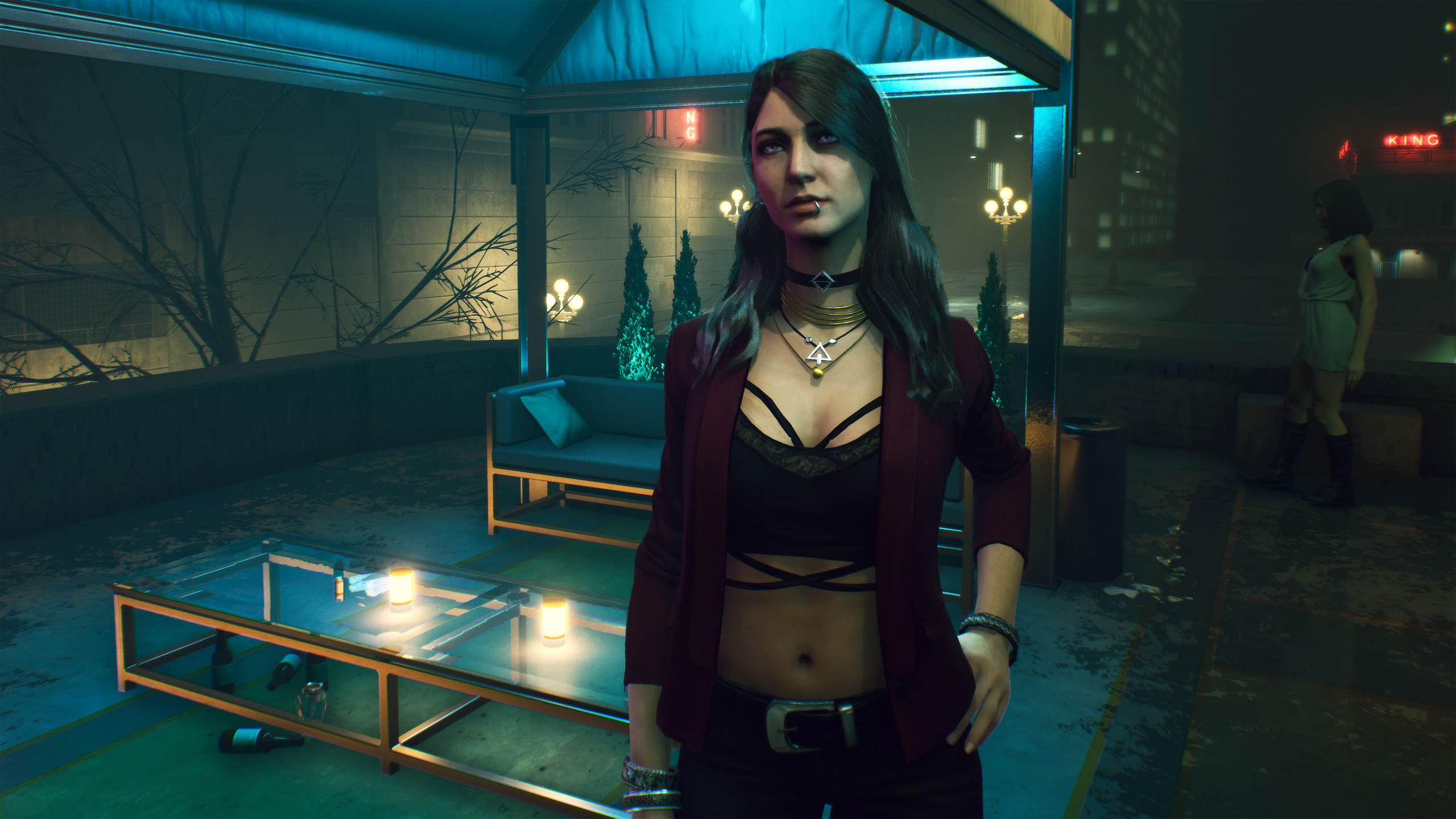 A new Vampire: The Masquerade - Bloodlines 2 trailer is out | Rock ...