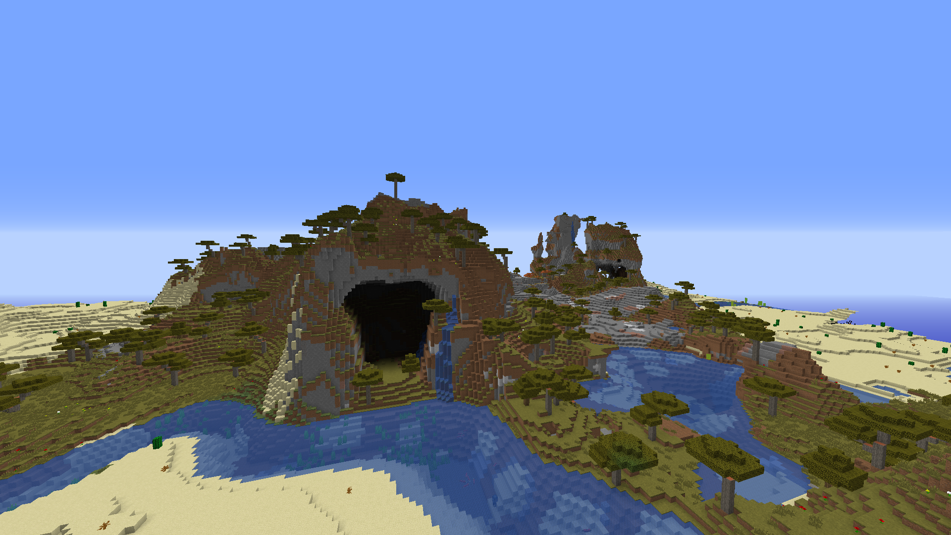 Best Minecraft Seeds 114 115 Rock Paper Shotgun