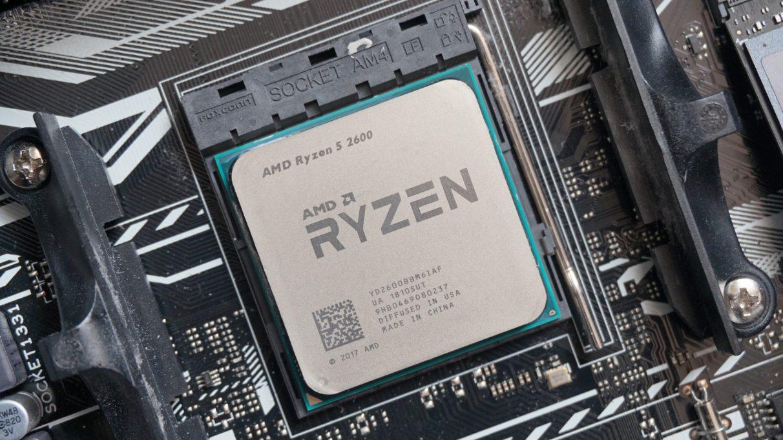 AMD Ryzen 5 2600 - Best gaming CPU 2020