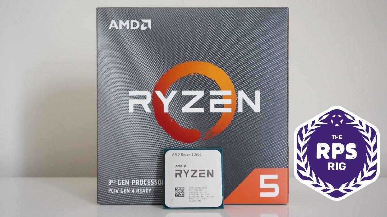 AMD Ryzen 5 3600 - Best gaming CPU 2020