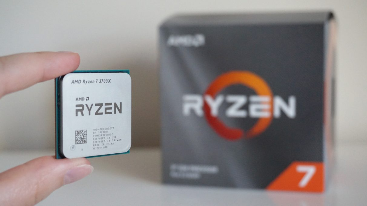 AMD Ryzen 7 3700X review: A Core i7 killer? | Rock Paper Shotgun