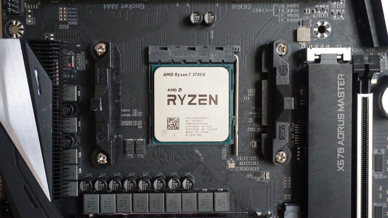 AMD Ryzen 7 3700X - Best gaming CPU 2020