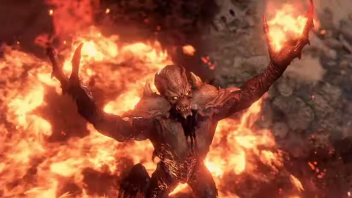 Doom Eternal Exultia collectables