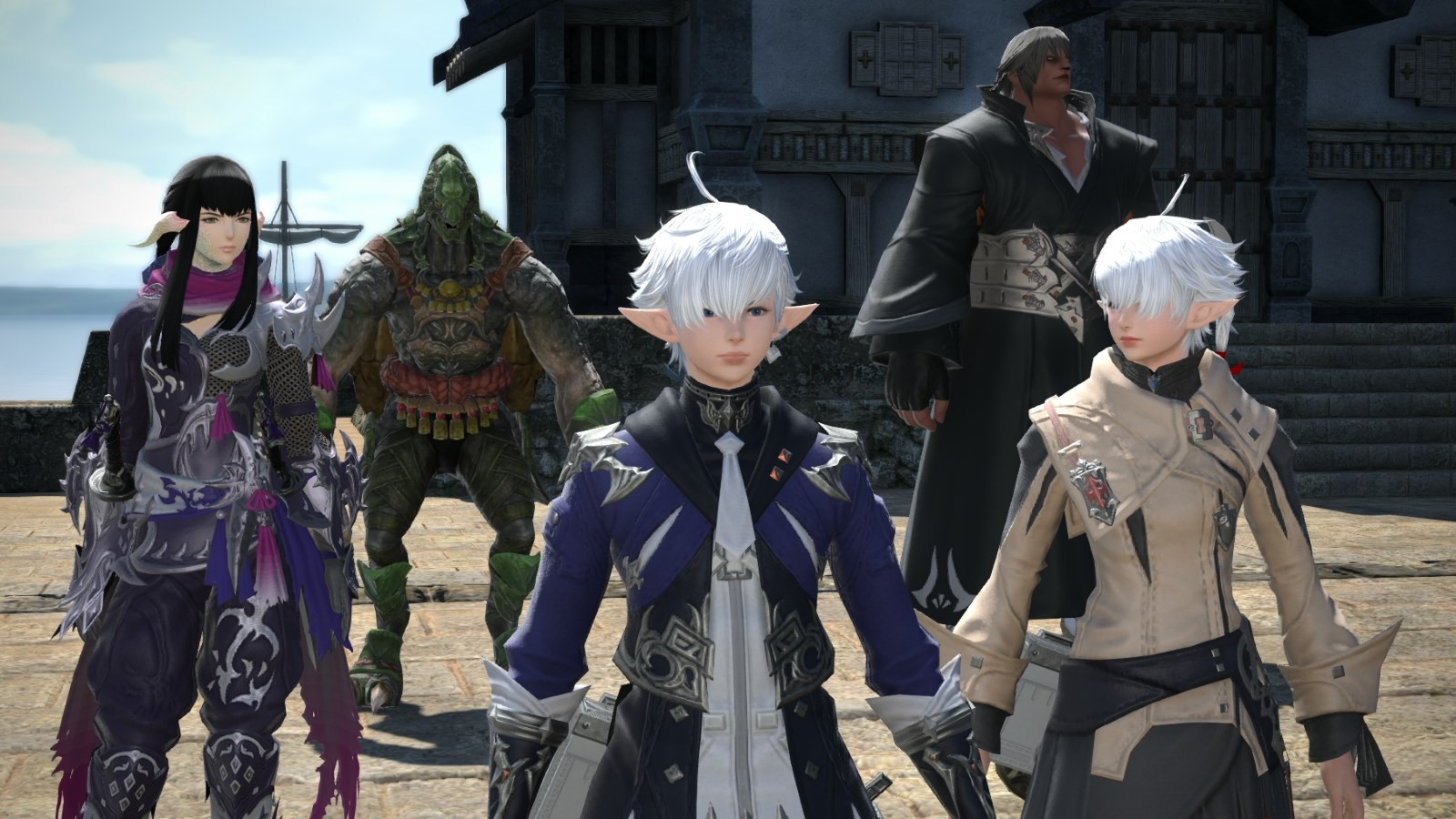 Final Fantasy XIV is still the MMO to play | Rock Paper Shotgun