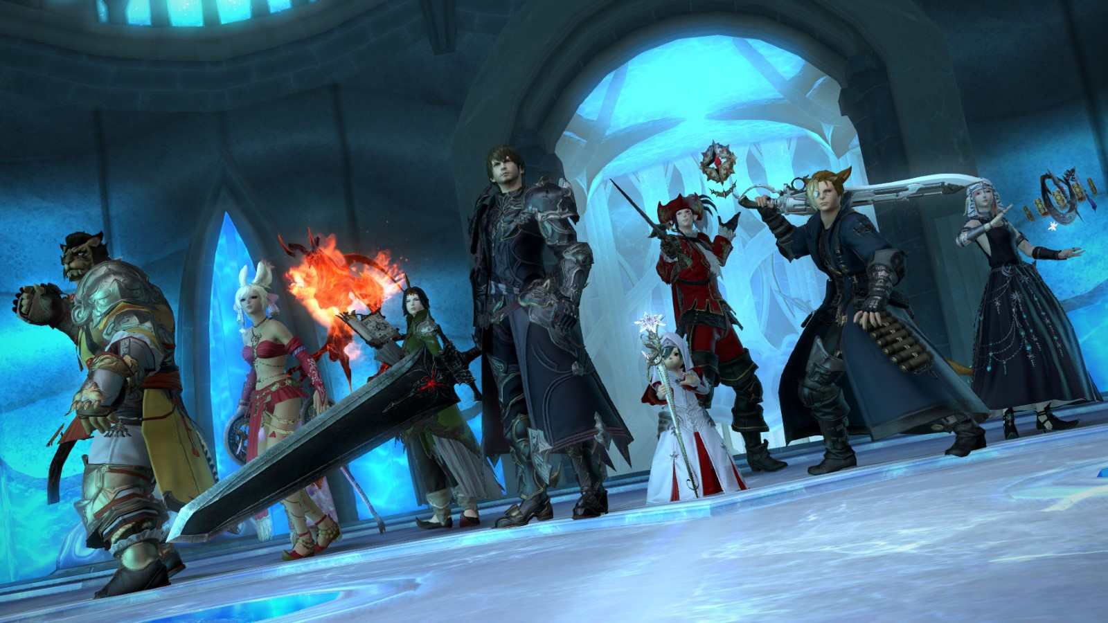 Ffxiv Alt Leveling final fantasy xiv is still the mmo to play | rock paper shotgun