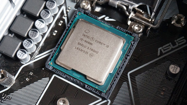 Intel Core i5-9600K - Best gaming CPU 2020
