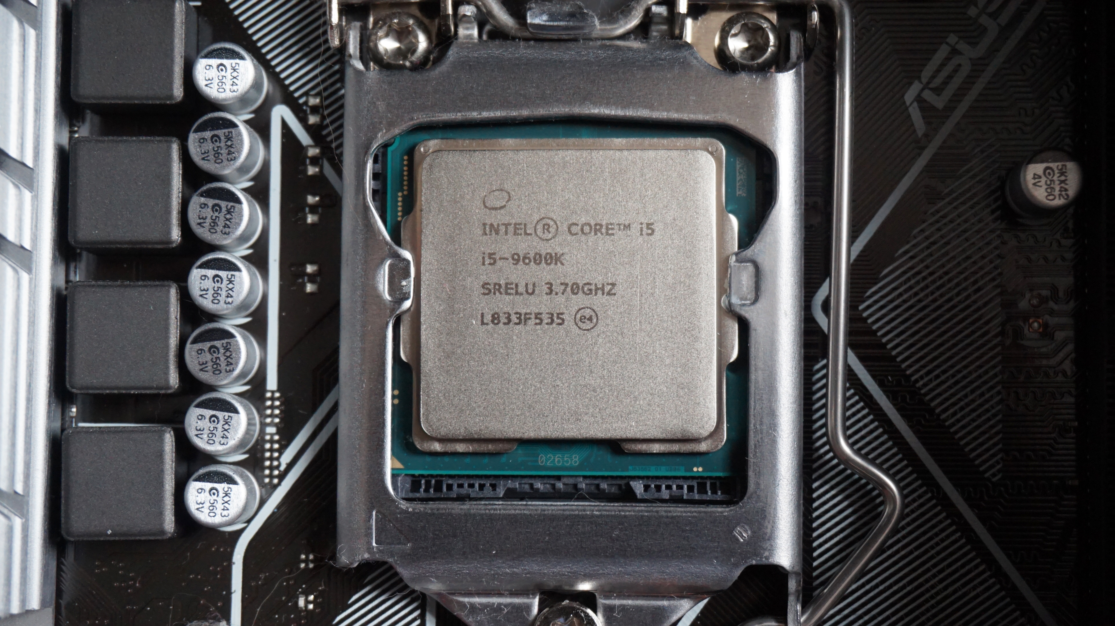 Intel Core i5-9600K review: Our new best gaming CPU champion | Rock