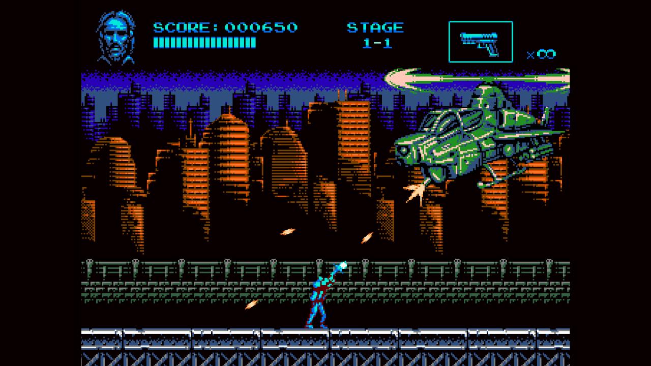 John Wick gets the (unofficial) NES-era treatment | Rock